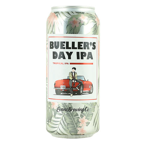 Evan's Buellers Day IPA