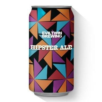 Evil Twin Hipster Ale