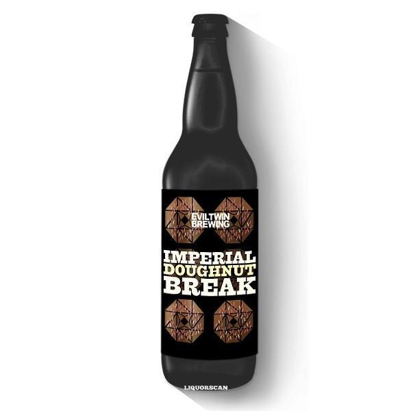 Evil Twin Imperial Doughnut Break Imperial Porter