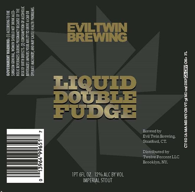 Evil Twin Liquid Double Fudge Imperial Stout Variety 4PK Part 2