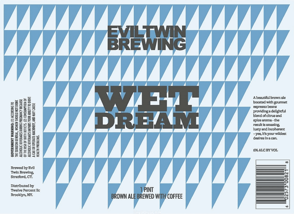Evil Twin Wet Dream Coffee Brown Ale