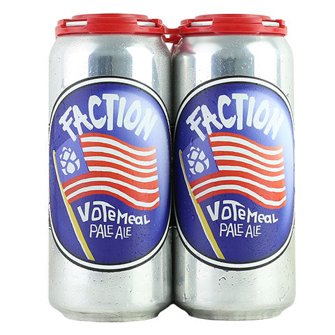 Faction Votemeal Pale Ale