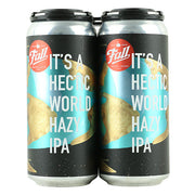 Fall It's A Hectic World IPA