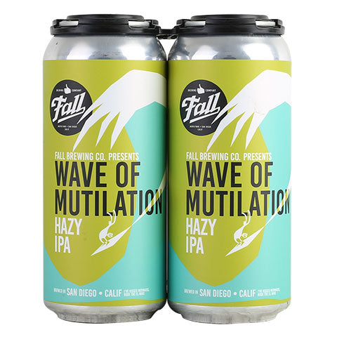 Fall Wave Of Mutilation Hazy IPA