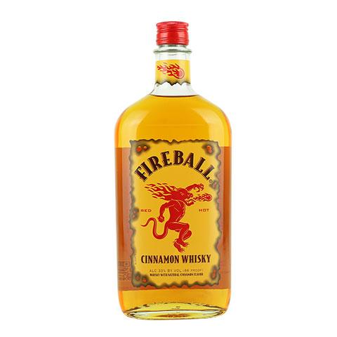 Fireball Red Hot Cinnamon Whisky