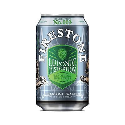 Firestone Walker Luponic Distortion IPA Revolution #003