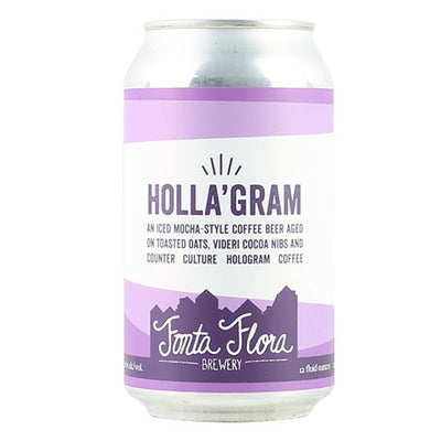 Fonta Flora Holla'gram Coffee Stout