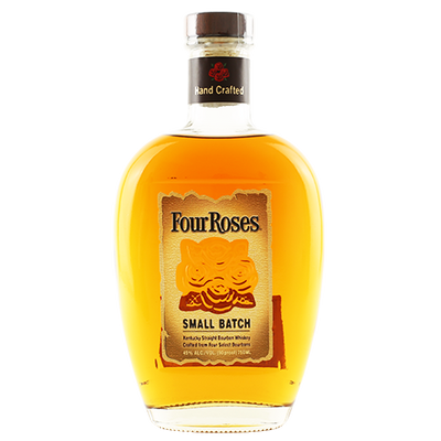 four-roses-small-batch-bourbon-whiskey