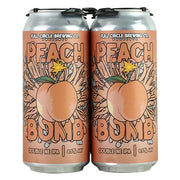Full Circle Peach Bomb Double Hazy IPA