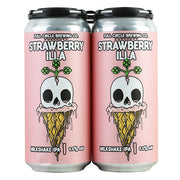 Full Circle Strawberry Illa Milkshake IPA