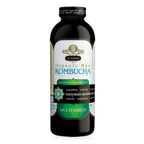 GT's Multi-Green Kombucha