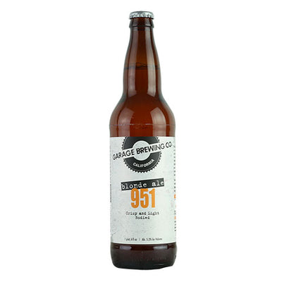 Garage 951 Blonde Ale