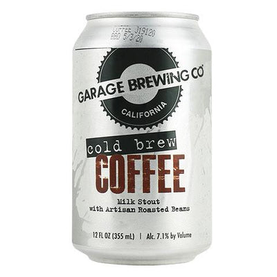 Garage Cold Brew Milk Stout