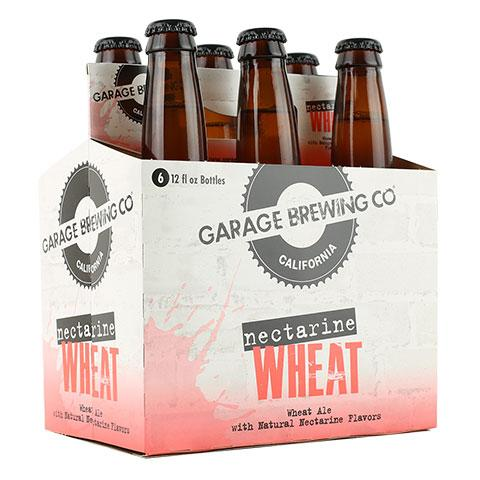 Garage Nectarine Wheat Ale