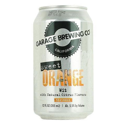 Garage Sweet Orange Wit