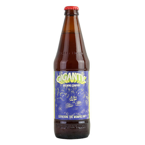 Gigantic Catherine The Wompas IPA