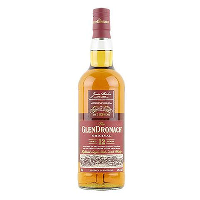 Glendronach 12 Year Old Original Scotch Whisky