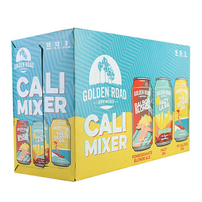 Golden Road Cali Mixer Pack
