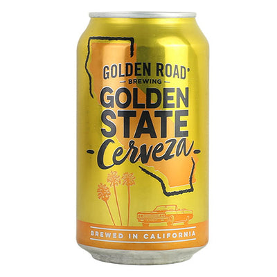 Golden Road Golden State Cerveza