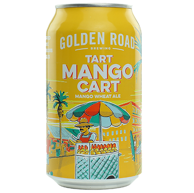 Golden Road Mango Cart