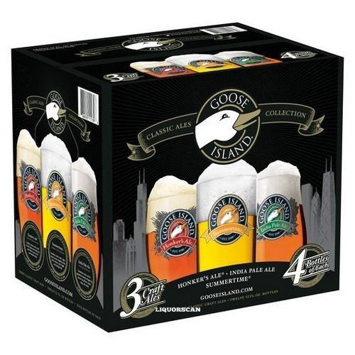 Goose Island Classic Ales Collection