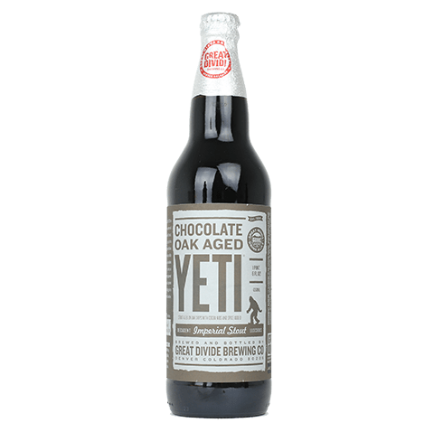 Great Divide Chocolate Oak-Aged Yeti Imperial Stout