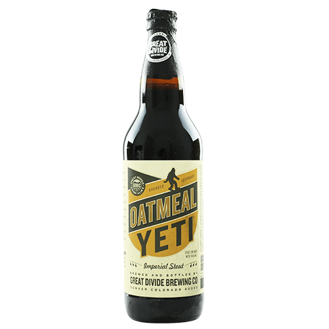 Yeti Promo Code >> Great Divide Oatmeal Yeti Imperial Stout | CraftShack - Buy craft beer online.