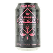 Great Divide Strawberry Rhubarb