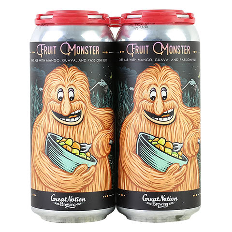 Great Notion Fruit Monster Tart Ale
