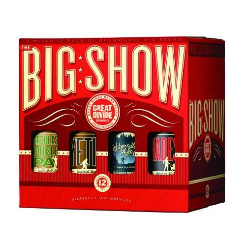 Great Divide The Big Show Variety Pack