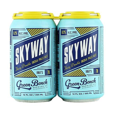 green-bench-skyway-dipa