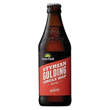 Green Flash Styrian Golding Single Hop IPA