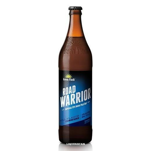 Green Flash Road Warrior Imperial IPA