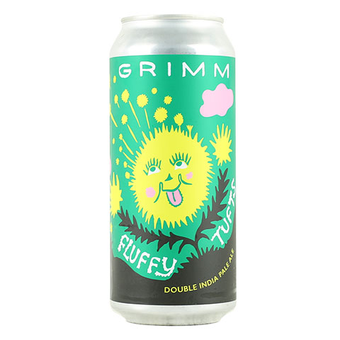 Grimm Fluffy Tufts Double IPA