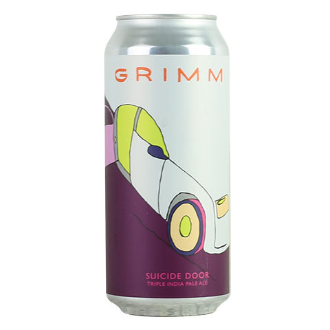 Grimm Suicide Door Triple IPA