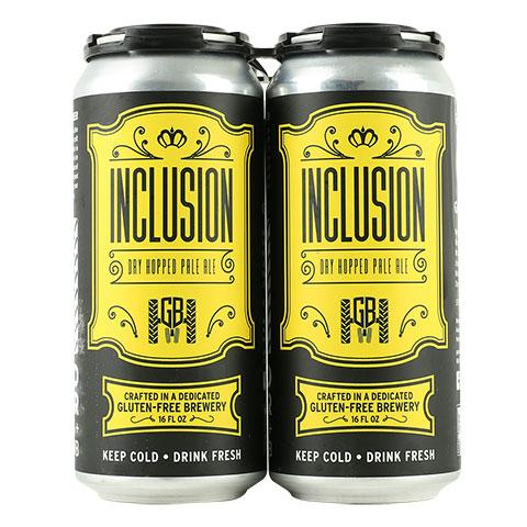 Ground Breaker Inclusion Dry Hopped Pale Ale