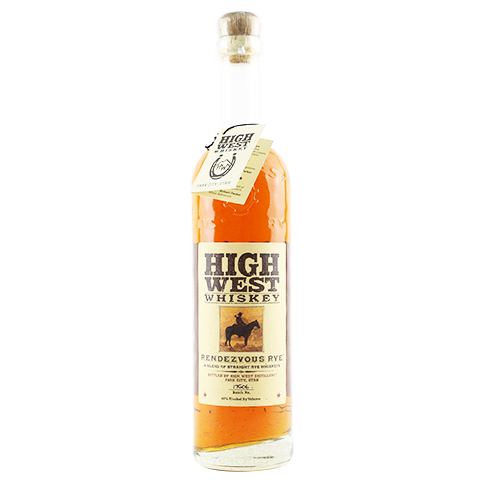 high-west-rendezvous-rye-whiskey