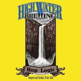 High Water Hop Logic Imperial IPA