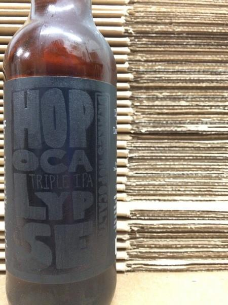Drake's Hopocalypse Triple IPA Black Label / Jolly Rodger Imperial Coffee Porter 2PK