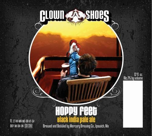 Clown Shoes Hoppy Feet Black IPA