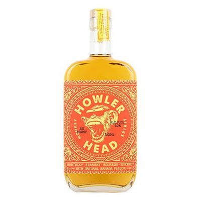 Howler Head Banana Infused Kentucky Straight Bourbon Whiskey