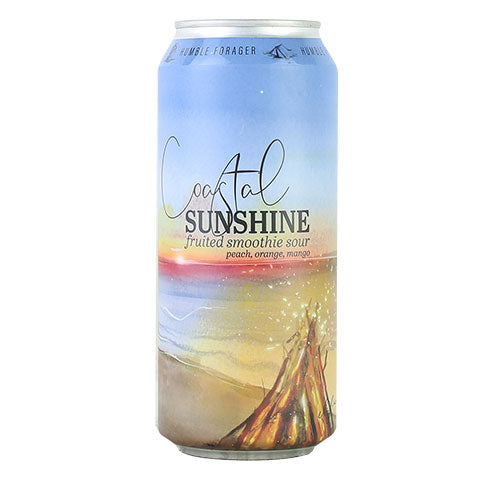 Humble Forager Coastal Sunshine (v10) Peach, Orange, Mango
