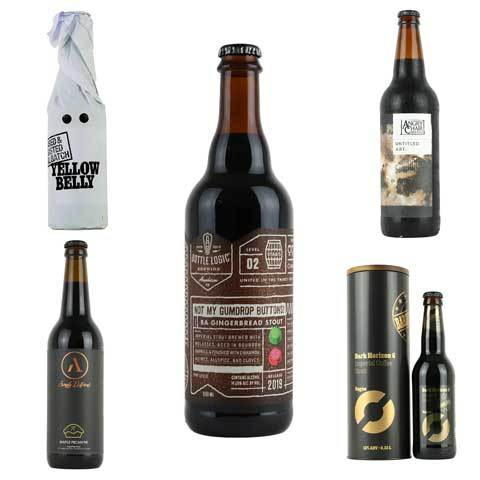 Imperial Stout Bundle Featuring Bottle Logic Not My Gumdrop Buttons 2019
