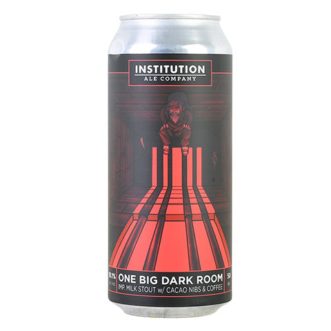 Institution One Big Dark Room Imperial Stout