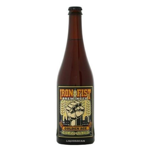 Iron Fist Golden Age Ale