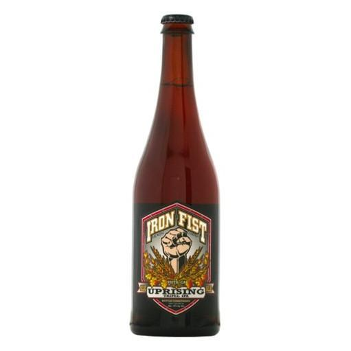 Iron Fist Uprising Tripel IPA