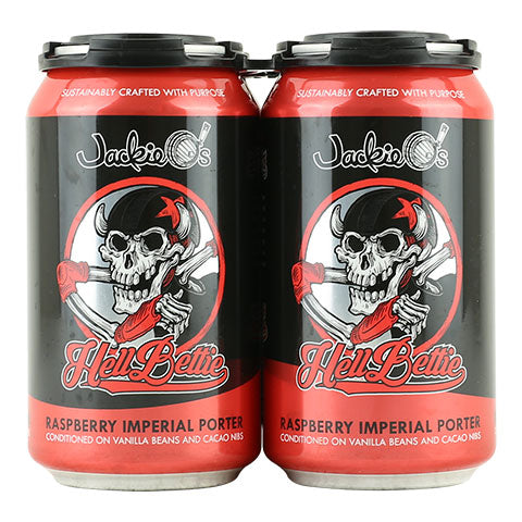 Jackie O's Hell Bettie Imperial Porter