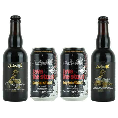 Jackie O's 4PK W/ BBA Vanilla & Coffee Bean Dark Apparition