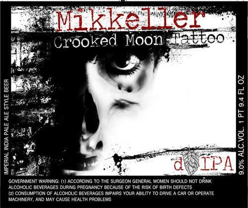 Mikkeller Crooked Moon Tattoo Double IPA