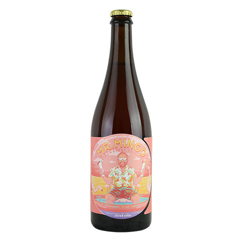 Jester King Mr. Mingo (Strawberry Edition)